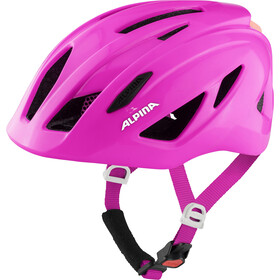 Alpina Pico Flash Helm Kinder pink gloss